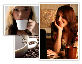 LADIES AND COFFEE