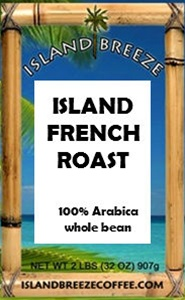 Island French Roast Whole Bean